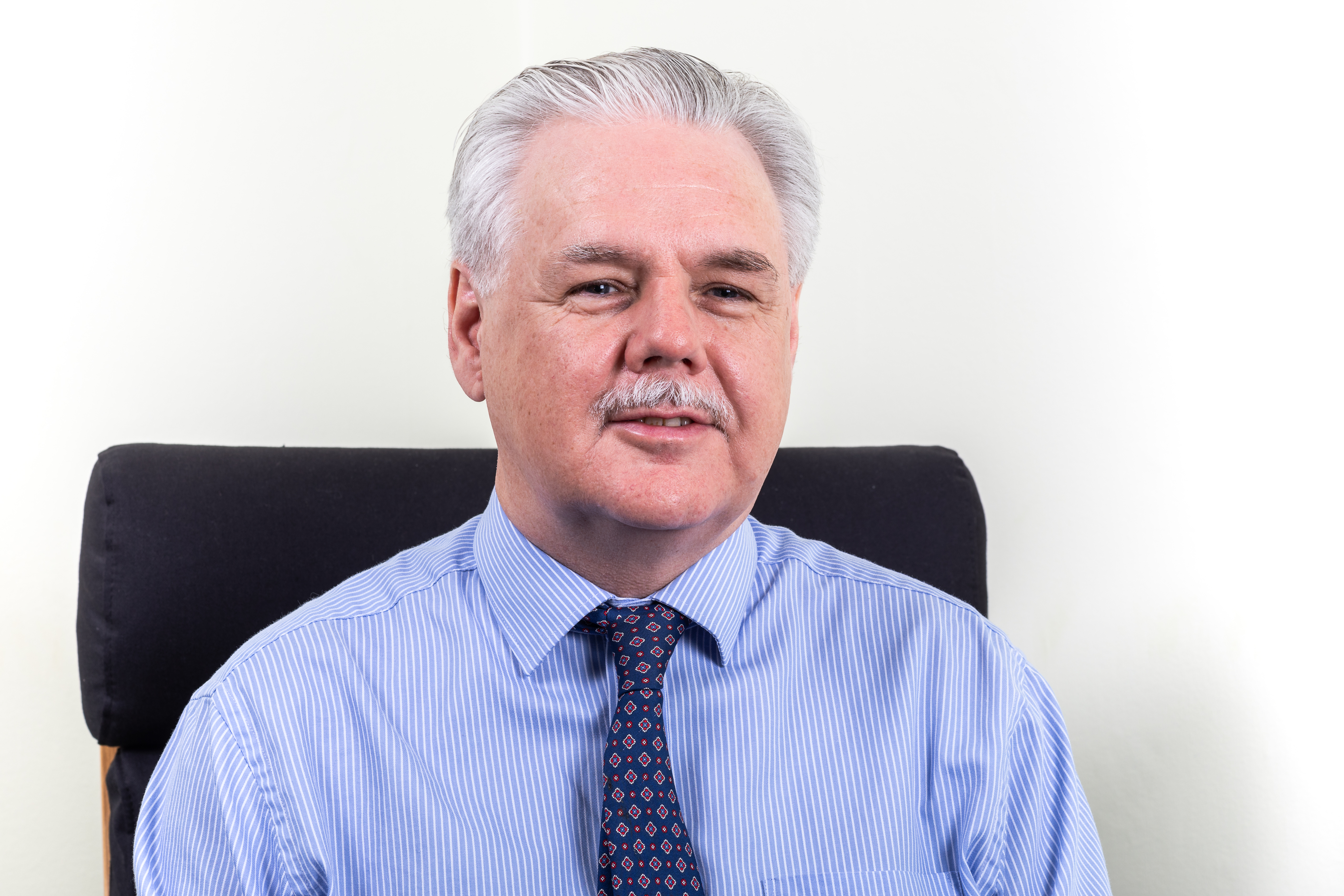 Dr David Magee at the Southern Independent Medical Practice