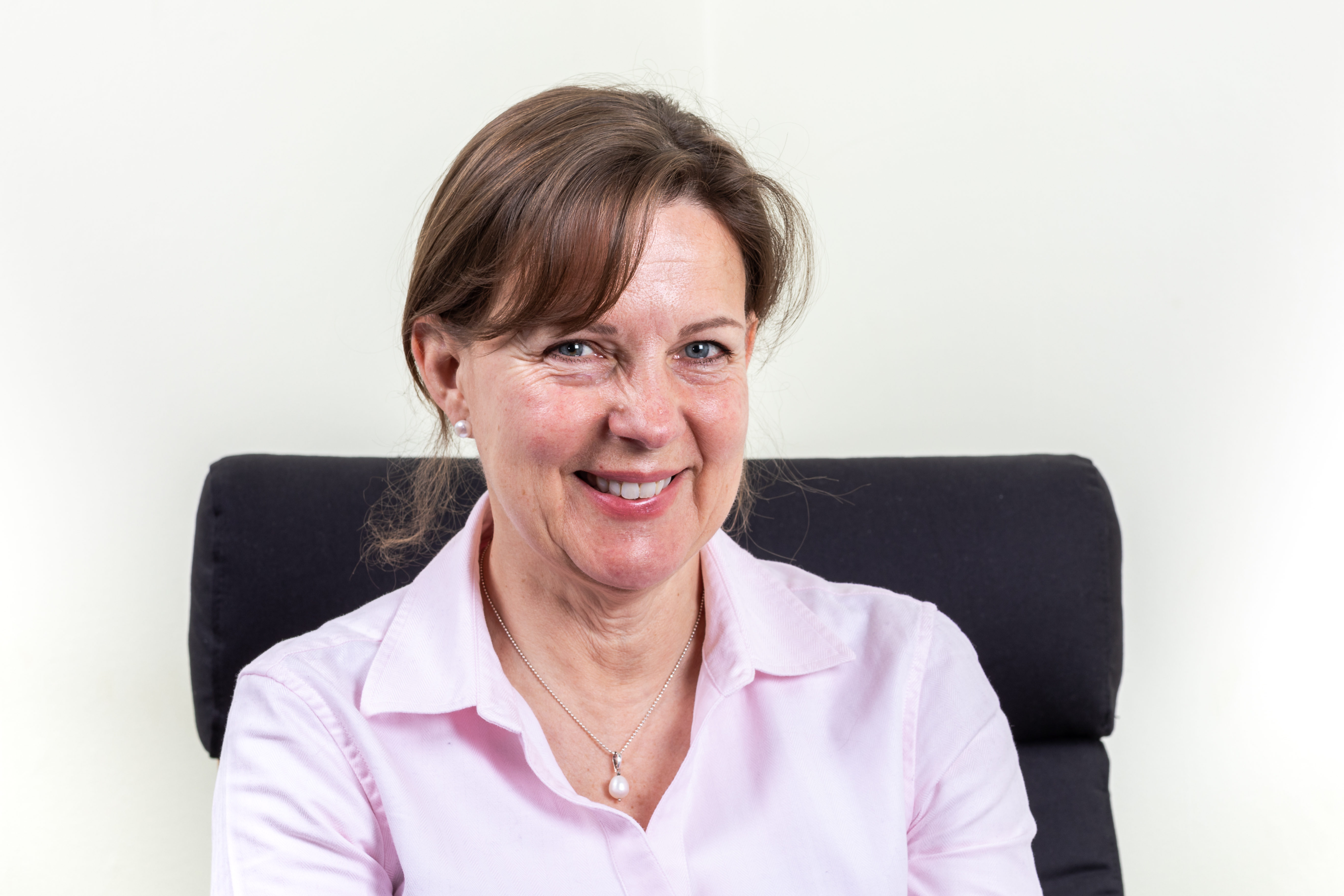 Dr Joanna Pope at the Southern Independent Medical Practice