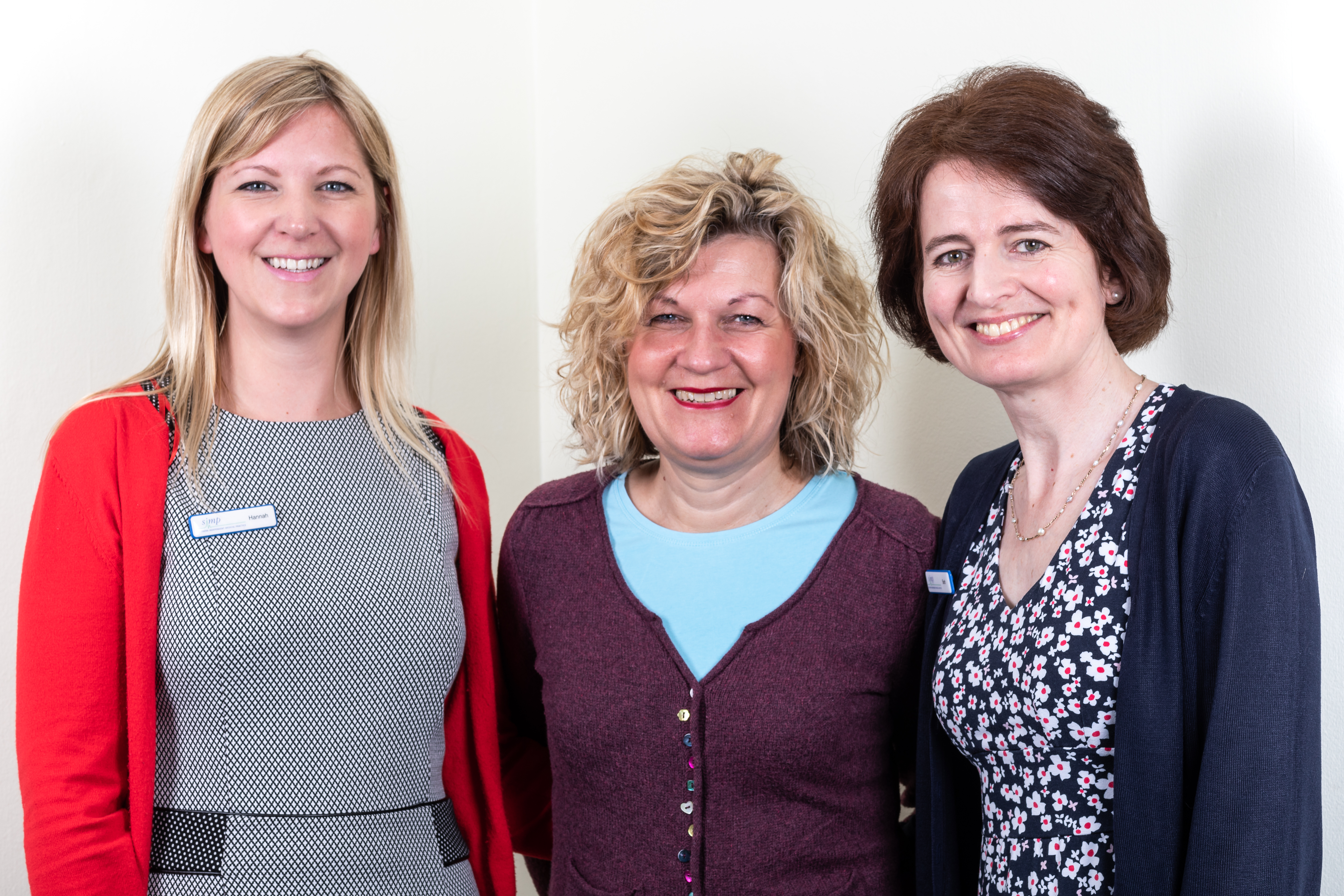Secretarial and reception teams from the Southern Independent Medical Practice
